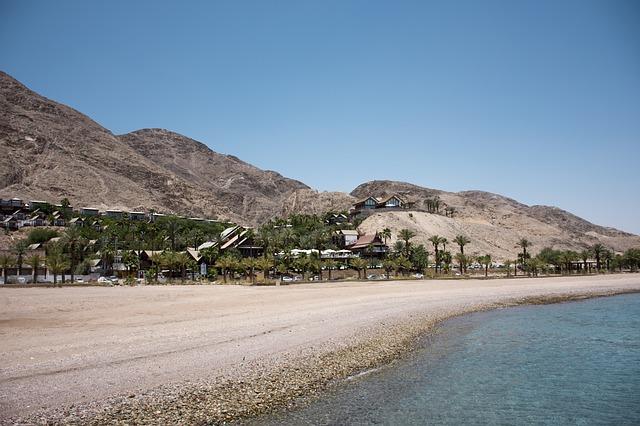 Les plus belles plages en Israel