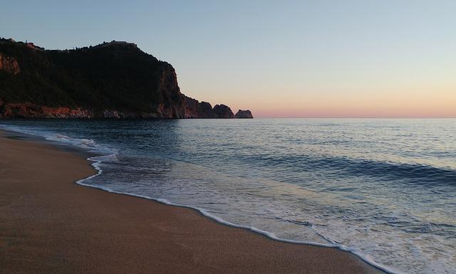 Les plages à voir en Turquie