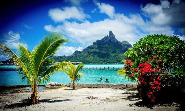 Les plus belles plages en Polynésie