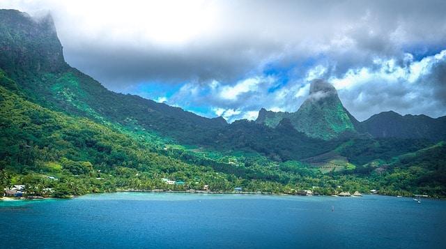 Que vaut sur l'île de Moorea ?