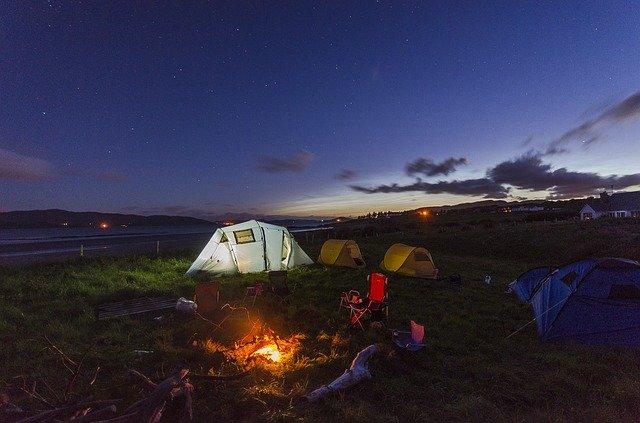 Choisir une tente pour camper