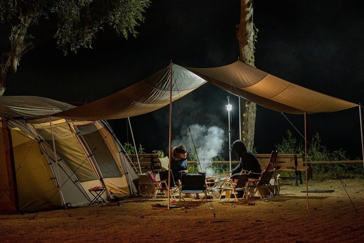 Idées camping vacances